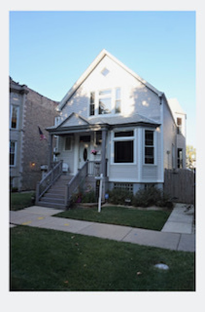 Multi Family Home For Sale: 2509 North Spaulding Avenue