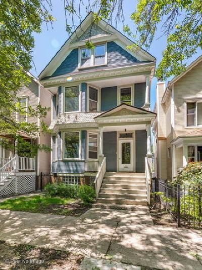 Multi Family Home For Sale: 3934 North Hermitage Avenue