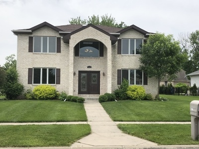 Morris Single Family Home For Sale: 1600 Little Willow Road