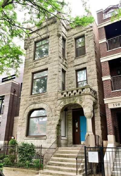 Multi Family Home Contingent: 1502 North Cleveland Avenue
