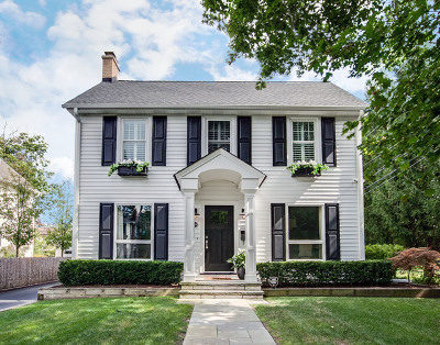 Single Family Home For Sale: 49 South June Terrace