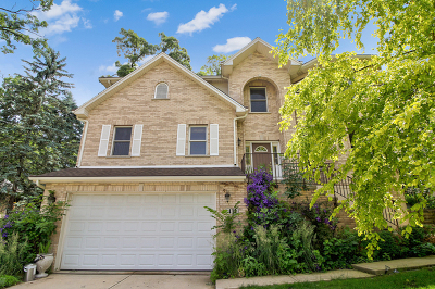 West Chicago  Single Family Home For Sale: 411 Highland Avenue