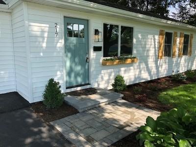 Single Family Home For Sale: 217 South Dorchester Avenue