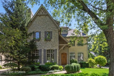 Hinsdale Single Family Home For Sale: 601 North Oak Street