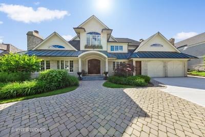 Burr Ridge Single Family Home For Sale: 6012 Sedgley Court