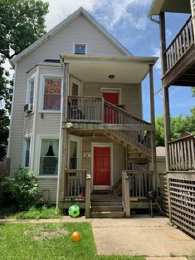 Multi Family Home For Sale: 4220 North St Louis Avenue
