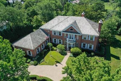 Burr Ridge Single Family Home For Sale: 4 Longwood Drive