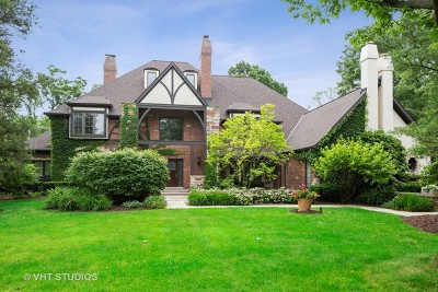 Hinsdale Single Family Home For Sale: 705 McKinley Lane