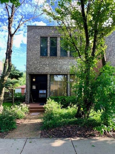 Single Family Home For Sale: 3052 West Hood Avenue