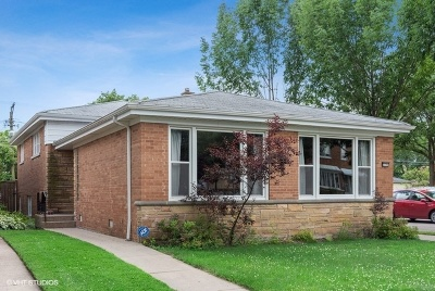 Single Family Home For Sale: 2755 West Fitch Avenue
