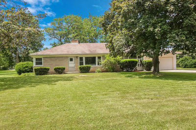 Wauconda Single Family Home For Sale: 27070 North Anderson Road