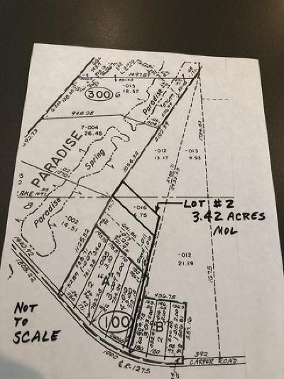 Coal City Residential Lots & Land For Sale: 7332 East Carper Road