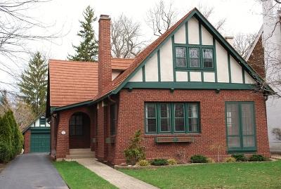 Winnetka Single Family Home For Sale: 387 Sunset Road