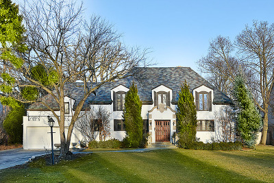 Wilmette Single Family Home For Sale: 1034 Romona Road