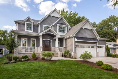 Naperville Single Family Home For Sale: 320 Spruce Drive