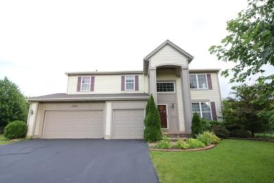 Hoffman Estates Single Family Home For Sale: 1299 Mallard Lane
