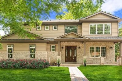 Arlington Heights Single Family Home For Sale: 915 East Euclid Avenue