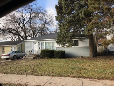 Downers Grove Single Family Home For Sale: 4226 Main Street