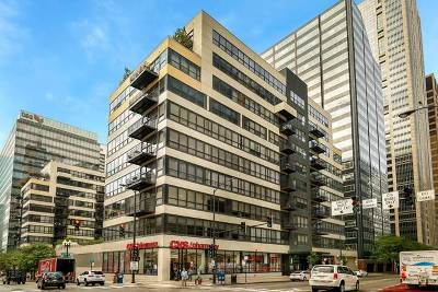 Condo/Townhouse New: 130 South Canal Street #713