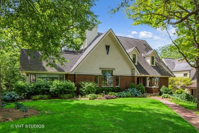 Hinsdale Single Family Home For Sale: 338 North Elm Street