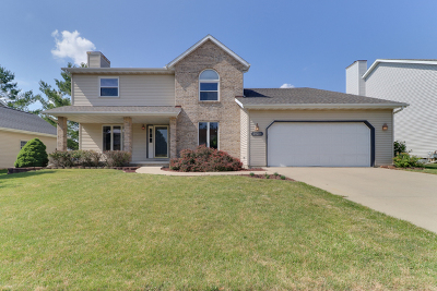 Bloomington Single Family Home For Sale: 3120 Providence Drive