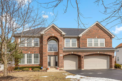 Hoffman Estates Single Family Home For Sale: 5820 Providence Drive