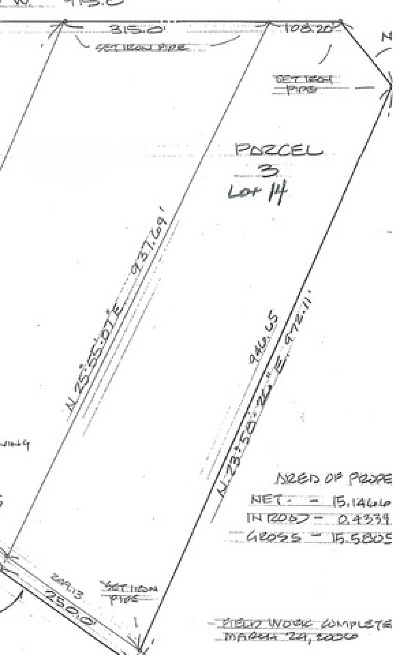 Kane County Residential Lots & Land For Sale: 41w794 Rohrsen Road