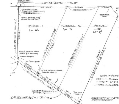 Kane County Residential Lots & Land For Sale: 0000 Rohrsen Road