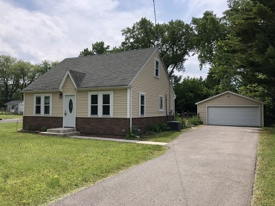 Wood Dale Single Family Home Re-Activated: 494 North Central Avenue
