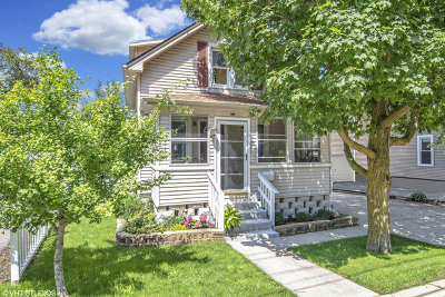 St. Charles Single Family Home Price Change: 1312 Dean Street