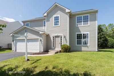 Aurora Single Family Home For Sale: 2016 Bluemist Drive