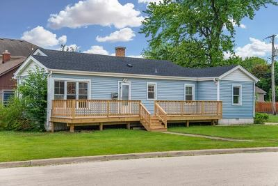Roselle Single Family Home For Sale: 100 South Howard Avenue