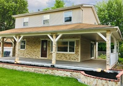 Chicago Ridge Single Family Home For Sale: 6945 Avon Avenue