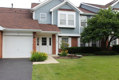 Roselle Condo/Townhouse Price Change: 1590 Thornfield Lane #2