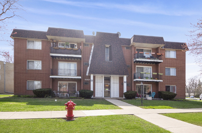 Alsip Condo/Townhouse For Sale: 12620 South Alpine Drive #3