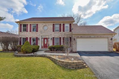 Aurora Single Family Home Price Change: 3661 Baybrook Drive
