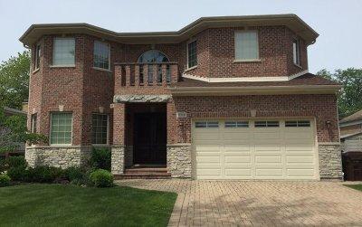 Skokie Single Family Home For Sale: 9318 Keystone Avenue