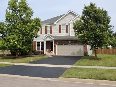 Aurora Single Family Home New: 684 Suncrest Drive