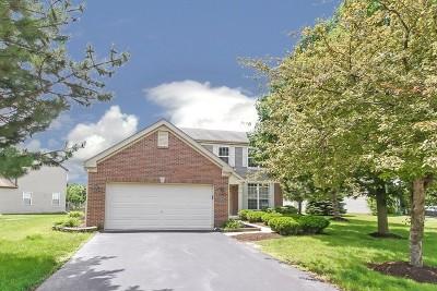 Aurora Single Family Home For Sale: 2502 Roseglen Way