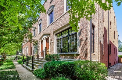 Evanston IL Condo/Townhouse New: $1,199,000