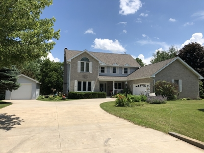 Spring Grove Single Family Home For Sale: 2313 Elk Drive
