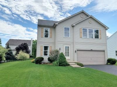 Elburn Single Family Home For Sale: 993 Berry Street