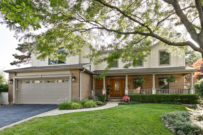 Libertyville Single Family Home For Sale: 135 North Dymond Road
