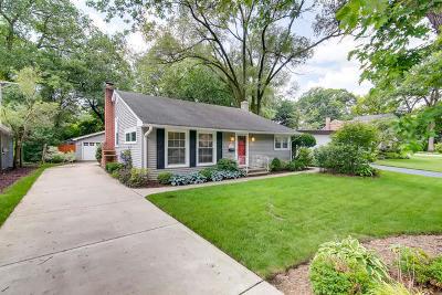 Glen Ellyn Single Family Home Price Change: 859 Ellynwood Drive