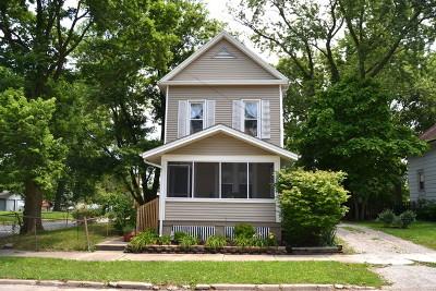 Bloomington Single Family Home Price Change: 1102 South Lee Street