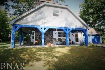 Mackinaw Single Family Home For Sale: 15948 Deer Lane