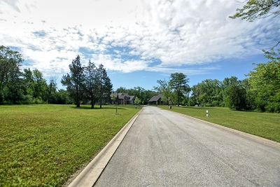 Palos Park Residential Lots & Land For Sale: 12905 South Arbor Court