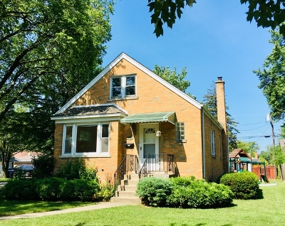 La Grange Park Single Family Home For Sale: 1200 Ostrander Avenue