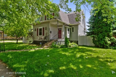 Kankakee Single Family Home For Sale: 908 South Osborn Avenue
