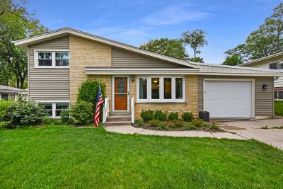 Glen Ellyn Single Family Home Price Change: 1n538 Park Boulevard